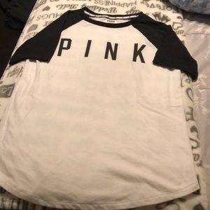 Small VS shirt